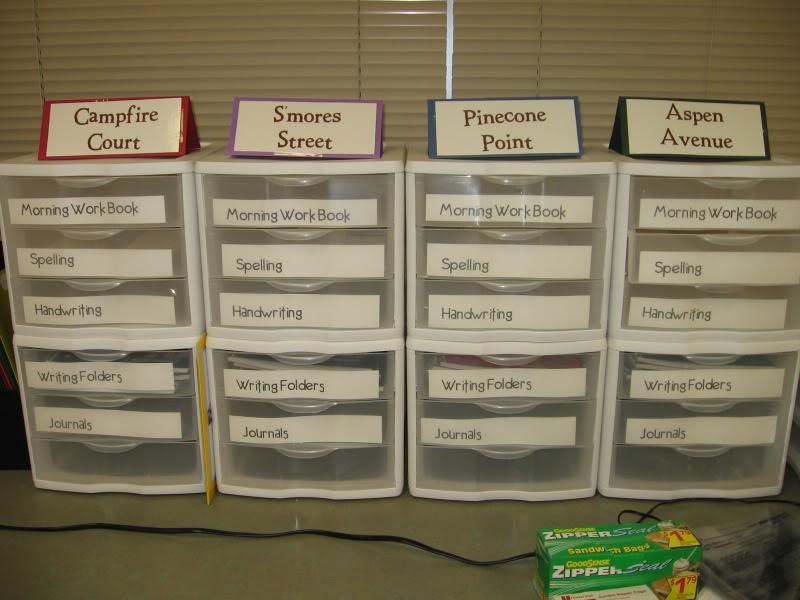 Classroom Table Name Ideas ~ Homework folders a k gold second story window