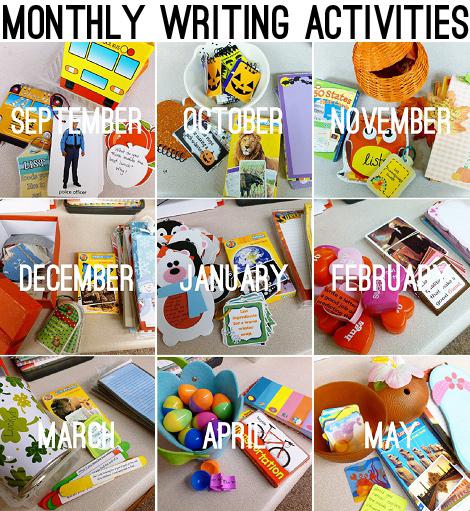 Creative writing tasks year 5