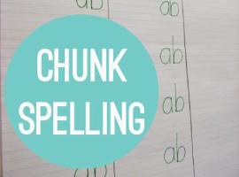 chunk spelling