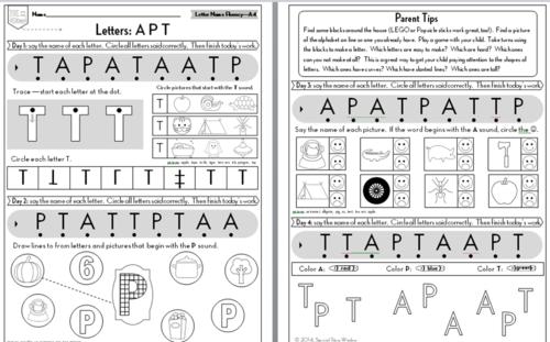 Beginning Fluency: Letter Name Fluency
